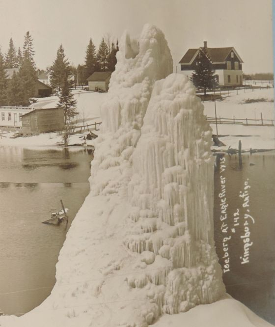 Eagle River, Wisconsin, 1911