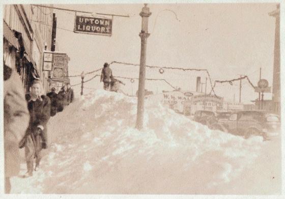 Minnesota, 1940's