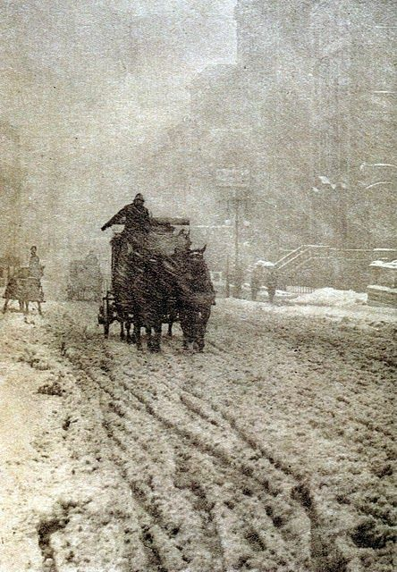 New York City, 1892