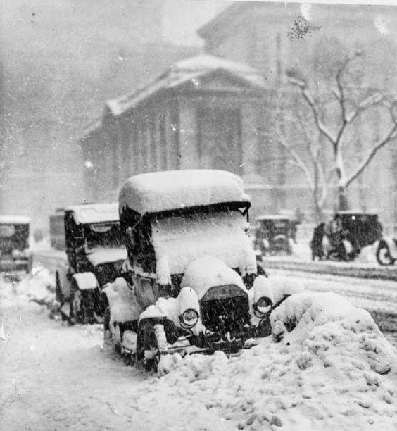 New York City circa 1917