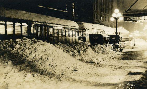 Seattle 1916