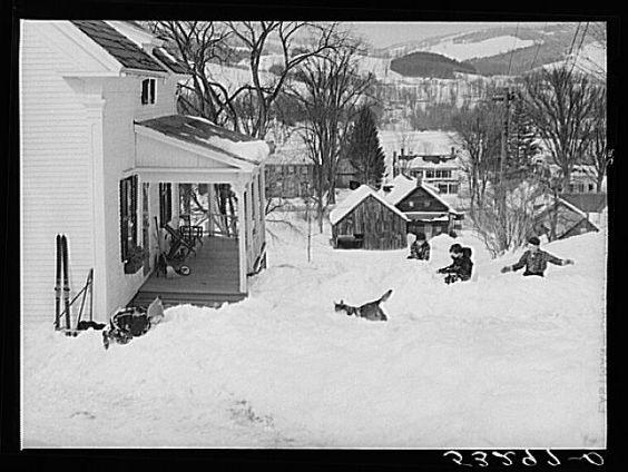 Vermont, 1940