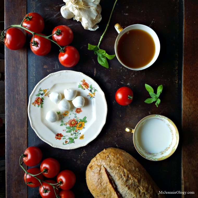 Tomato Soup circa 1928